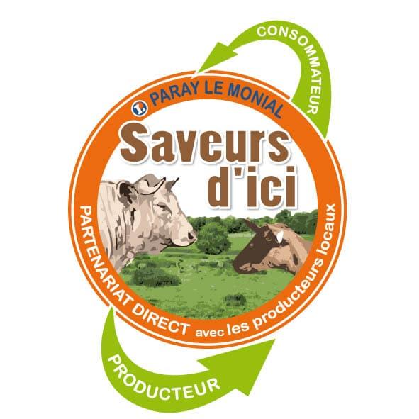 Partenaire Crédit Agricole RCXV Charolais Brionnais