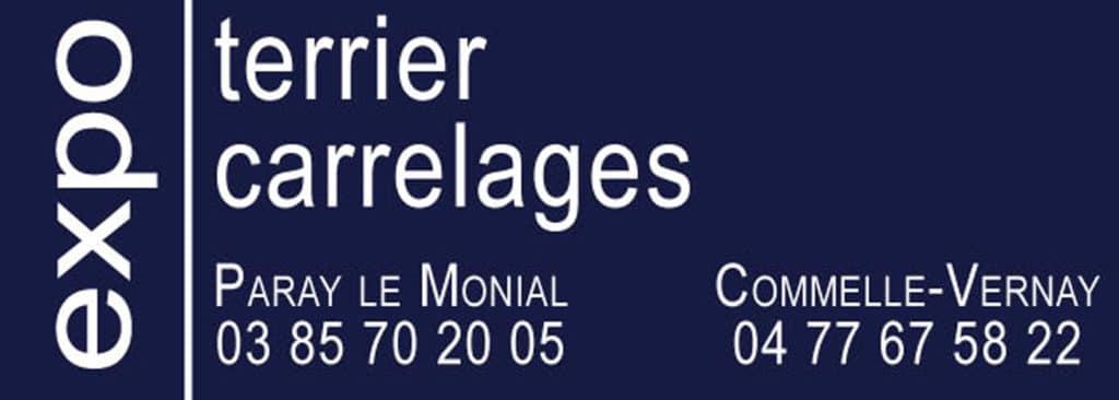 Partenaire Terrier Carrelages RCXV Charolais Brionnais